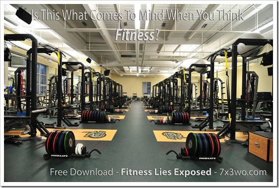 Fitness-Lies-Exposed