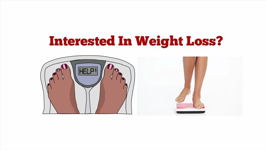 Interested In Weight Loss?
